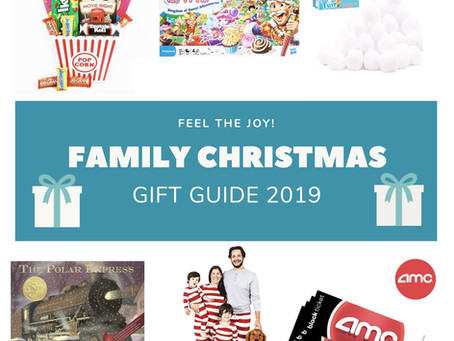 Family Christmas Gift Guide