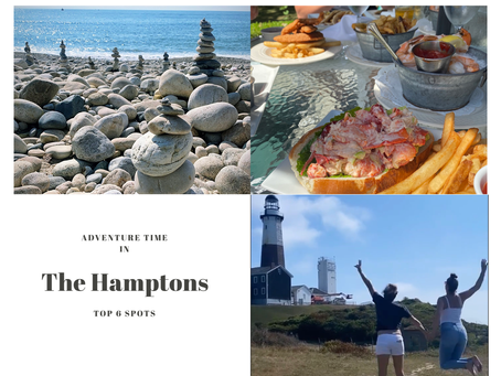TOP 6 PLACES IN THE HAMPTONS WITH YOUR KIDDOS