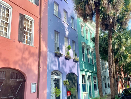 Traveling Charleston SC With Kids!