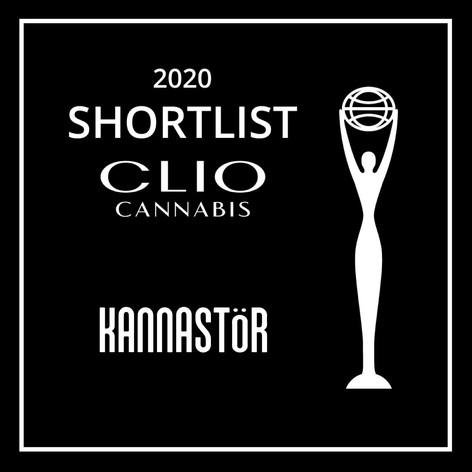Clio Cannabis Award - Kannastor Grinder