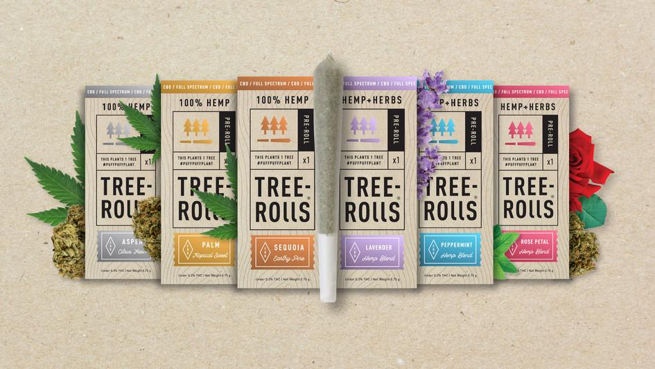 Tree-Rolls Hemp Co.