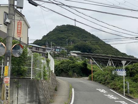 JR阪和線和泉鳥取駅付近にてポスティング(7月後半チラシ③)