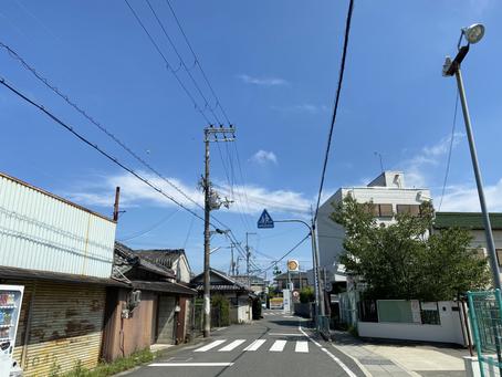 泉佐野市全域にてポスティング(8月前半チラシ④)