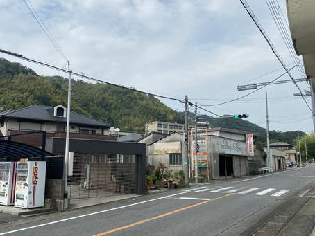 岸和田市河合町~内畑町周辺にてポスティング(8月前半チラシ⑧)