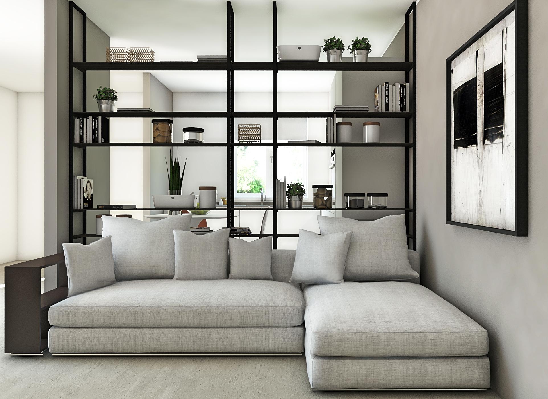 Rsstudio rendering progettazione d 39 interni bergamo for Progettazione mobili 3d