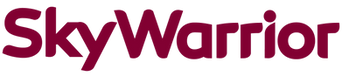 SkyWarrior logo burgandy.png