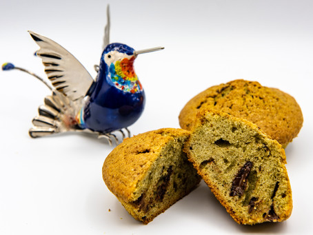 Guayusa Choco Muffins 😋 Let start the weekend with this delicious Guayusa Muffins.
