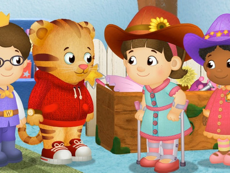 Daniel Tiger and the Politics of Difference
