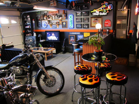 Toward a Theory of the Man Cave