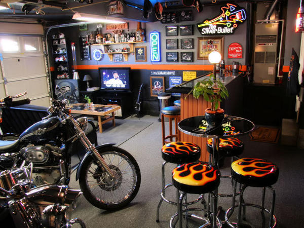 From the Official Man Cave Site