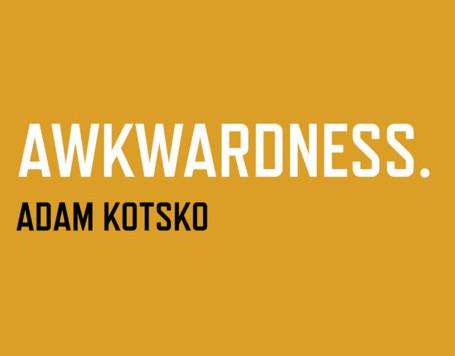 Humanities on the Edge Book Review: Adam Kotsko