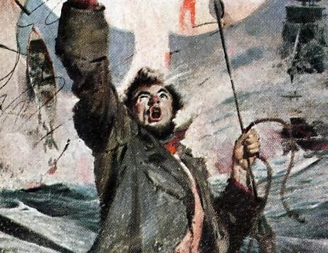 Donald Trump, Captain Ahab, and the Homo Sacer