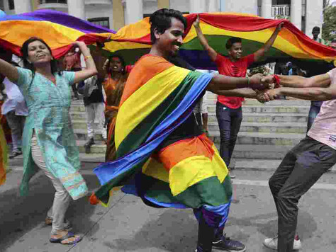Perilous Discourses of Progress: Section 377 and the (Re-)Decriminalization of Homosexuality in Indi