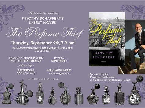Timothy Schaffert and The Perfume Thief