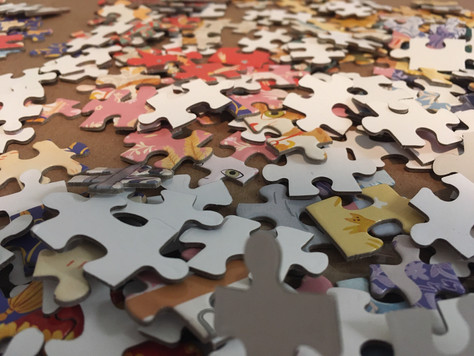 A Theory of Puzzles: Process, Product, and Slowing Down