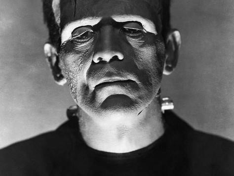 """Frankenstein: An Unmodern Man for the """"Modern"""" Age"""