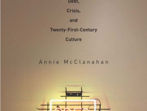 Humanities on the Edge Preview: Annie McClanahan