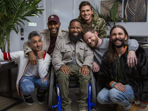 Netflix's Queer Eye and Disability Representation