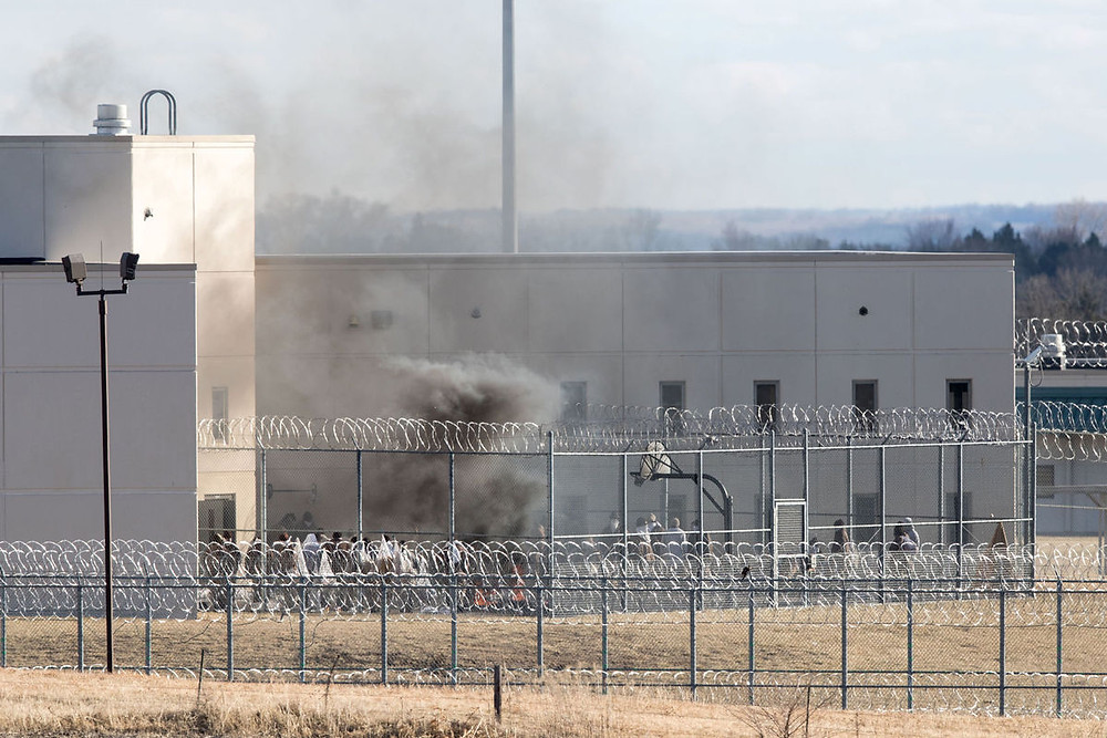 """...deadly melee at Tecumseh State Prison"" -- Omaha World-Herald"