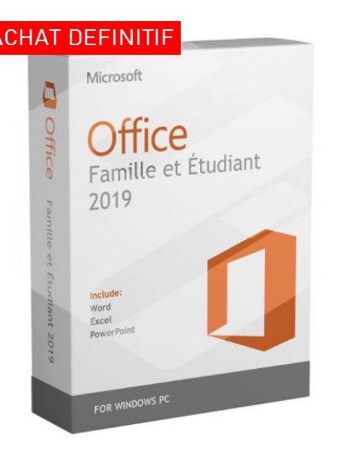 Office Famille & Etudiants 2019