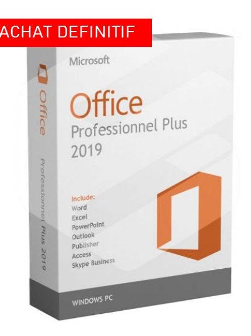 Office Pro Plus 2019