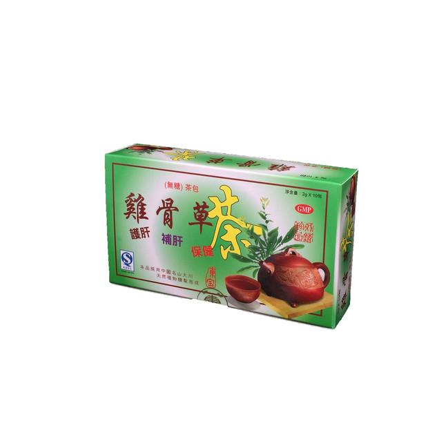 [東宝] 無糖雞骨草茶