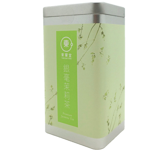 銀毫茉莉茶(10包裝)