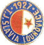 Odznak Slavia Louňovice 1962