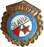 Odznak Slavia Louňovice 1977