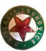 Odznak Slavia Louňovice 1932