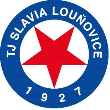 TJ_Slavia_Louňovice_logo_75