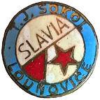 Odznak Slavia Louňovice 1972