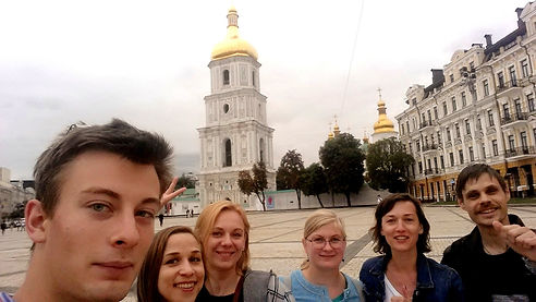 Free city tours Kyiv
