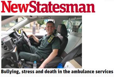 New Statessman journalism