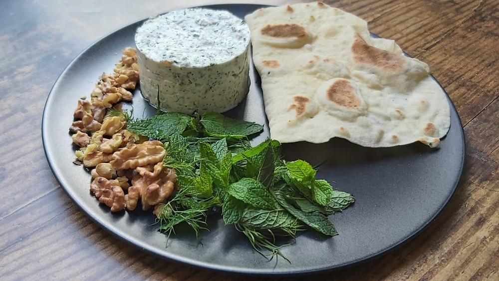 Yogurt Cheese - Persian Mast-e-Chekeydeh