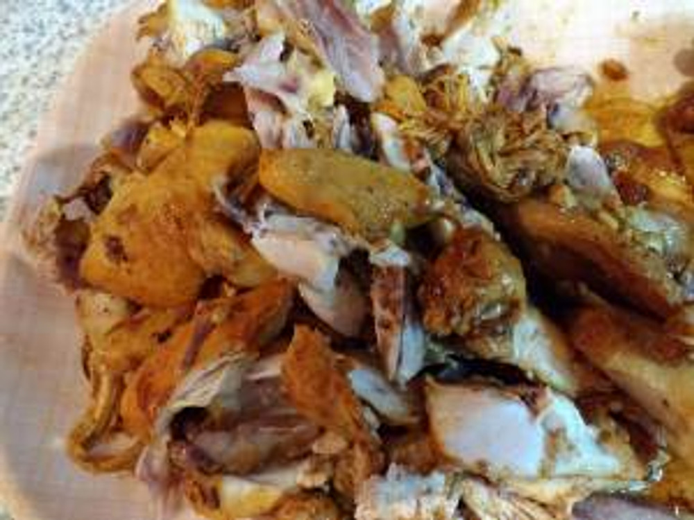 Chicken Tahchin - Tahchin-e-morgh