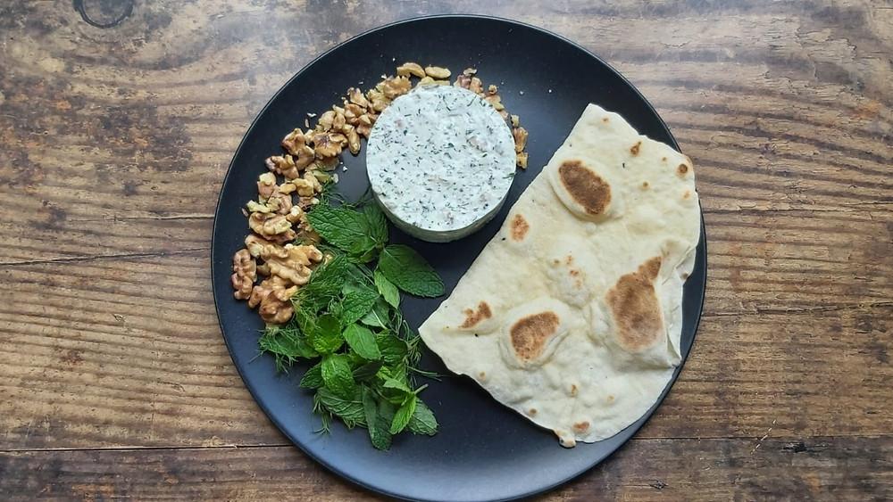 Yogurt Cheese - Persian Mast-e-Chekedeh