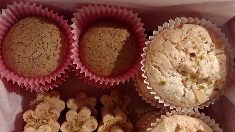 Walnut Cookies - Naan-e-Gerdooie