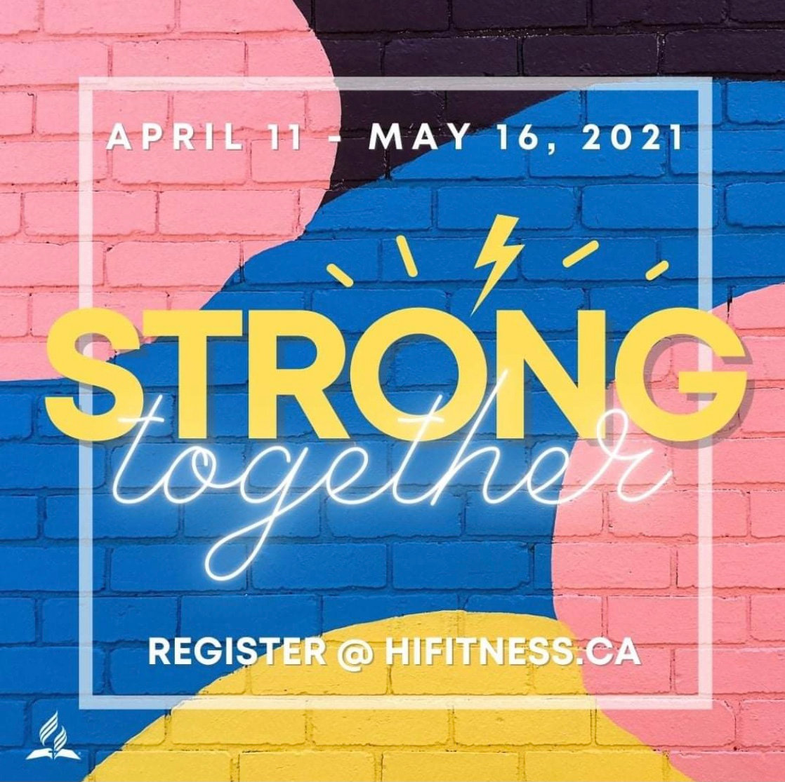 Stronger Together  Weekly Check-in