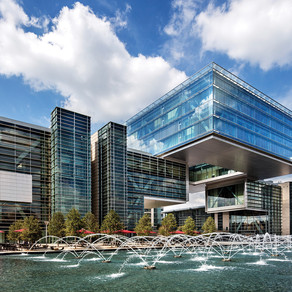 Fortune 500 companies most stunning HQ buildings