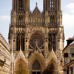 Reims Cathedral |The only Cathedral damaged in WW1 | Structures Insider
