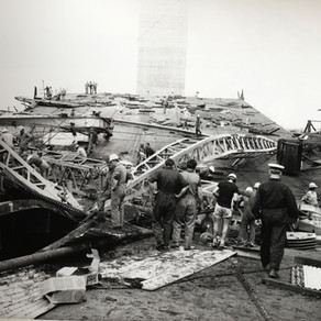 West Gate Bridge collapse - Yarra (Australia)