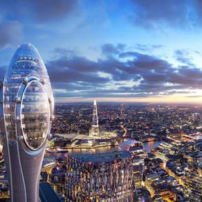 Tulip tower in London rejected by Major Sadiq Khan