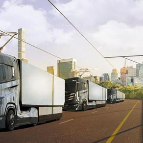 The Autonomous Truck Corridor | by Tyler Ley