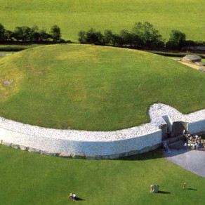 The oldest building in Ireland 🇮🇪 is older than Stonehenge and the Egyptian Pyramids | Newgrange