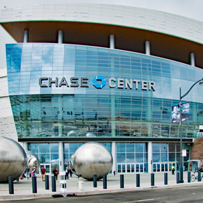 Chase Center: The new Golden State Warriors Arena in San Fransisco