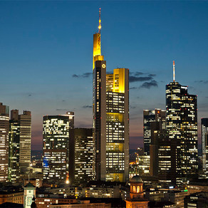 Commerzbank Tower | World's first ecological high-rise building | Frankfurt