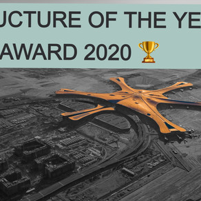 Structure of the Year Award 2020: Zaha Hadid's Beijing Daxing International Airport