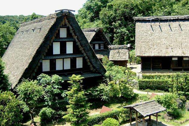 Vernacular Architecture - MINKA HOUSE JAPAN