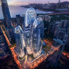 Zaha Hadid Architects secured a win to  build HQ for China's mobile giant OPPO